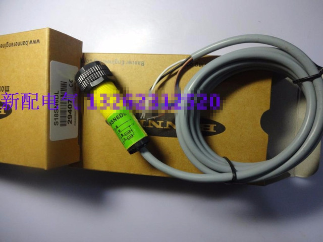 original new 100% photoelectric switch s18sp6dl s18sn6dl lensoriginal new 100% photoelectric switch s18sp6dl s18sn6dl lens reflection dc four wire npn photoelectric quality assurance