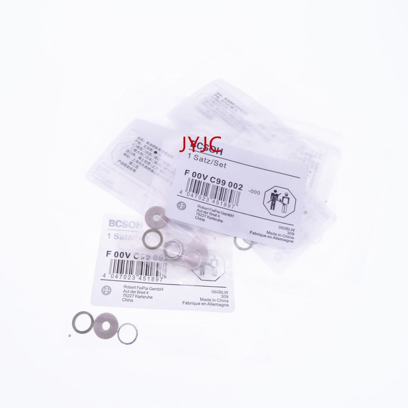 F00VC99002 F00VC05001 Steel Ball Size 1 34mm Common Rail Injector Valve Repair Kit Overhaul Gasket Set