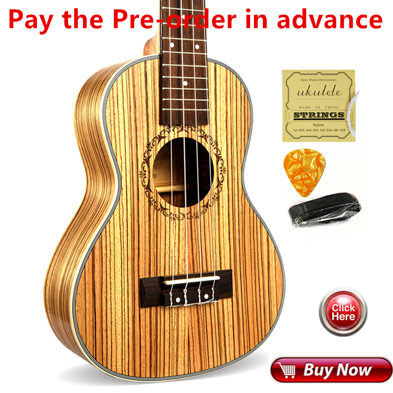 pay the pre order in advance 23 concert ukulele 4 aquila strings hawaiian mini acoustic guitar. Black Bedroom Furniture Sets. Home Design Ideas