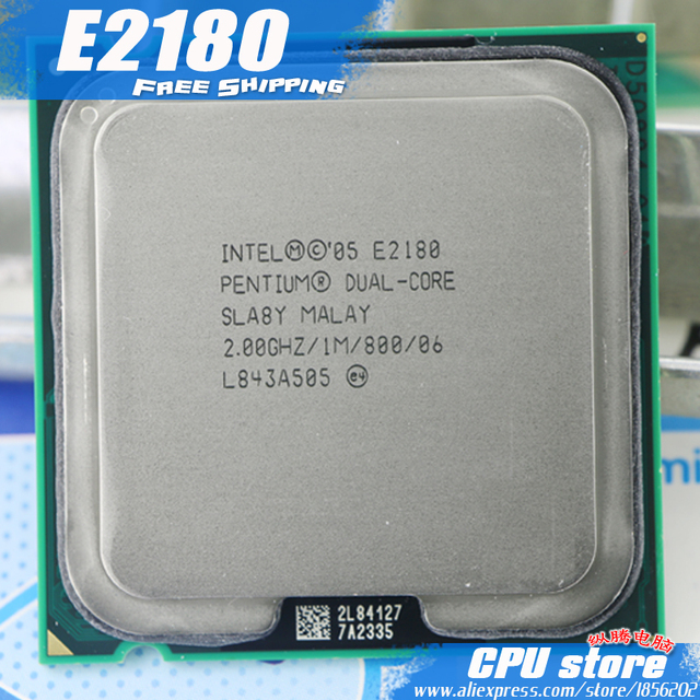 INTEL PENTIUM DUAL E2180 DRIVERS FOR WINDOWS XP