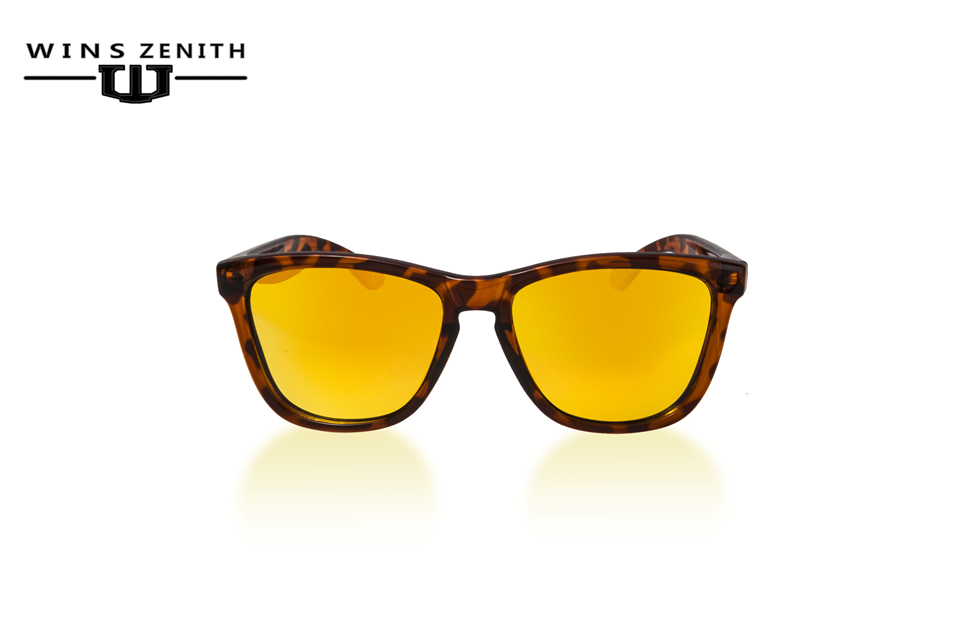 Winszenith 135 2017 new classic Mode Lunettes De Soleil Polarisées lunettes de Soleil pilote lunettes spéciales gros 10 pièce