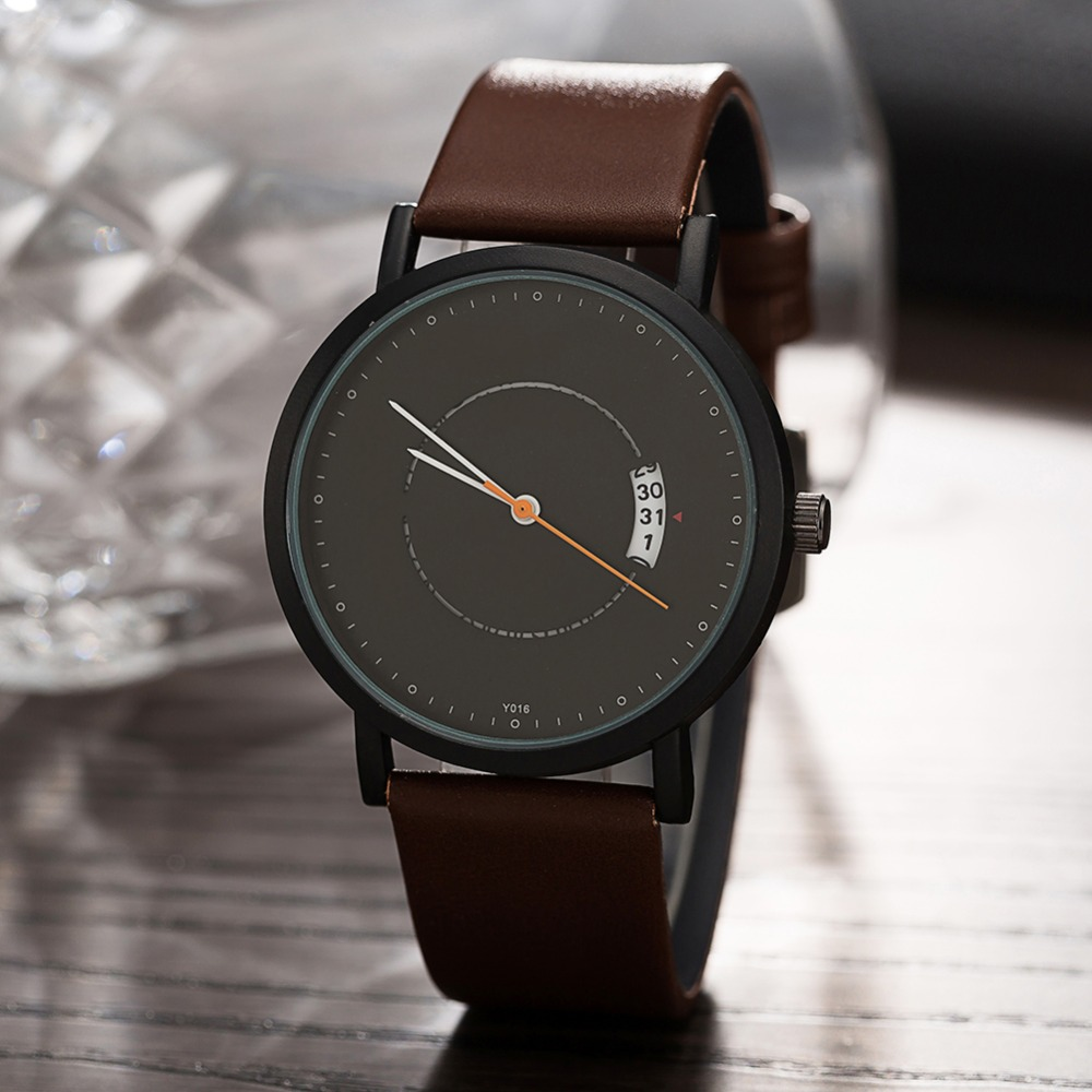 90e2f6401b4e Comprar Reloj De Estilo Popular Para Hombre mujer Casual Correa ...