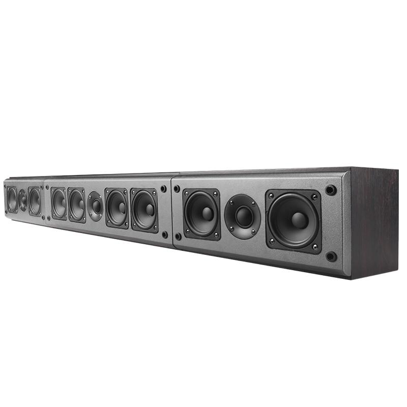 CAV SP950CS High-end Home Theater 3.0  Wooden Passive Speaker Music Center Surround Sound System Soundbar TV 3pcs/set 6