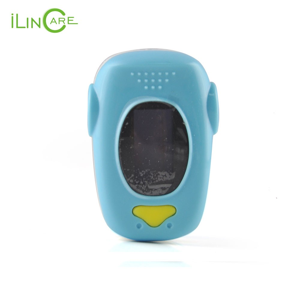 SpO2 and Heart rate Measuring Fingertip Pulse Oximeter for Child and Adult 3