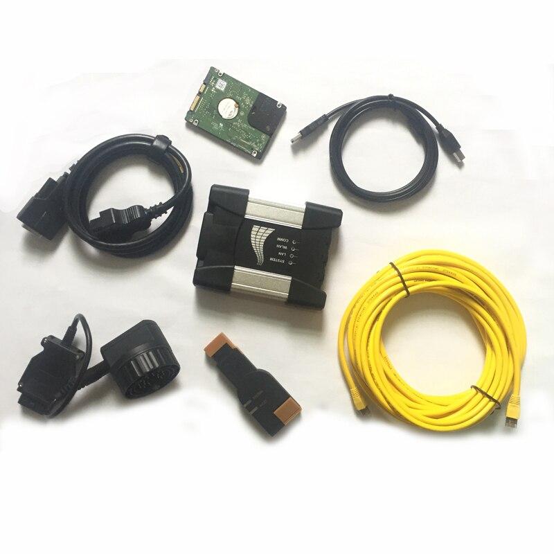WiFi ICOM NEXT For BMW Diagnostic & Programmer Tool ICOM A2 B C high quality ICOM next 2019.03V software with HDD icom next A2