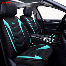 Ynooh car seat covers for subaru tribeca xv 2018 Legacy Outback Impreza Forester for vehicle seat штатное головное устройство redpower 21062b subaru forester impreza xv