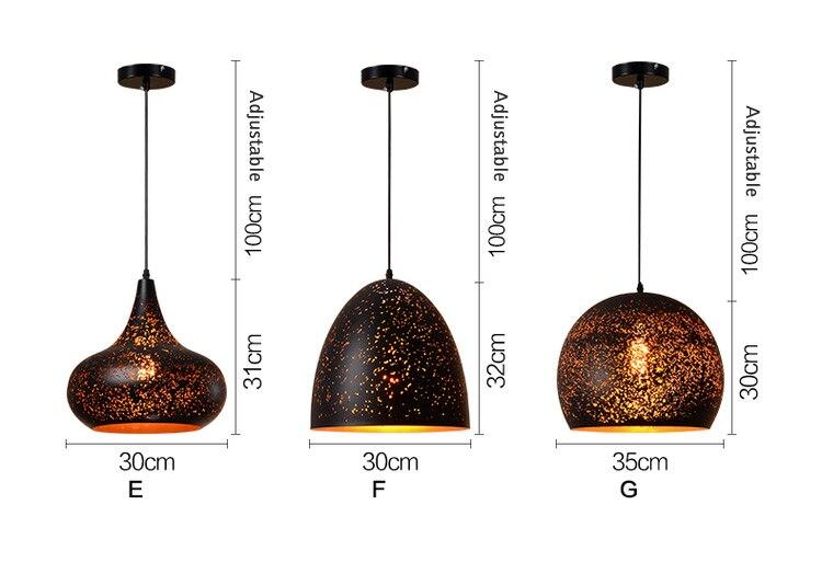 vintage pendant lamps (7)