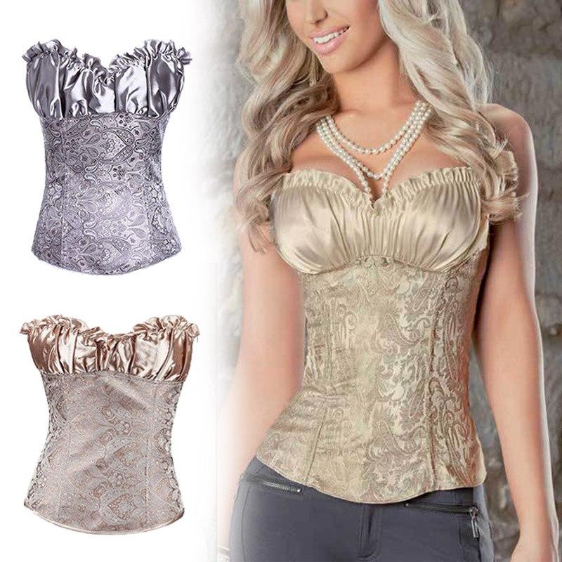 Women Corset Slimming Waist Trainer Crossed Bandage Push Up Vest Shapewear Tummy Belly Girdle Hot Body