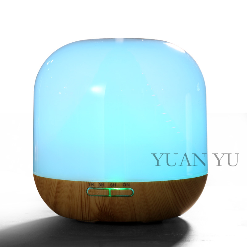 ФОТО NEW Mini Air Humidifier 12W Water Bottle Aromatherapy Diffuser Mist Steam Maker Super Mute Aroma Diffuser For Home Application