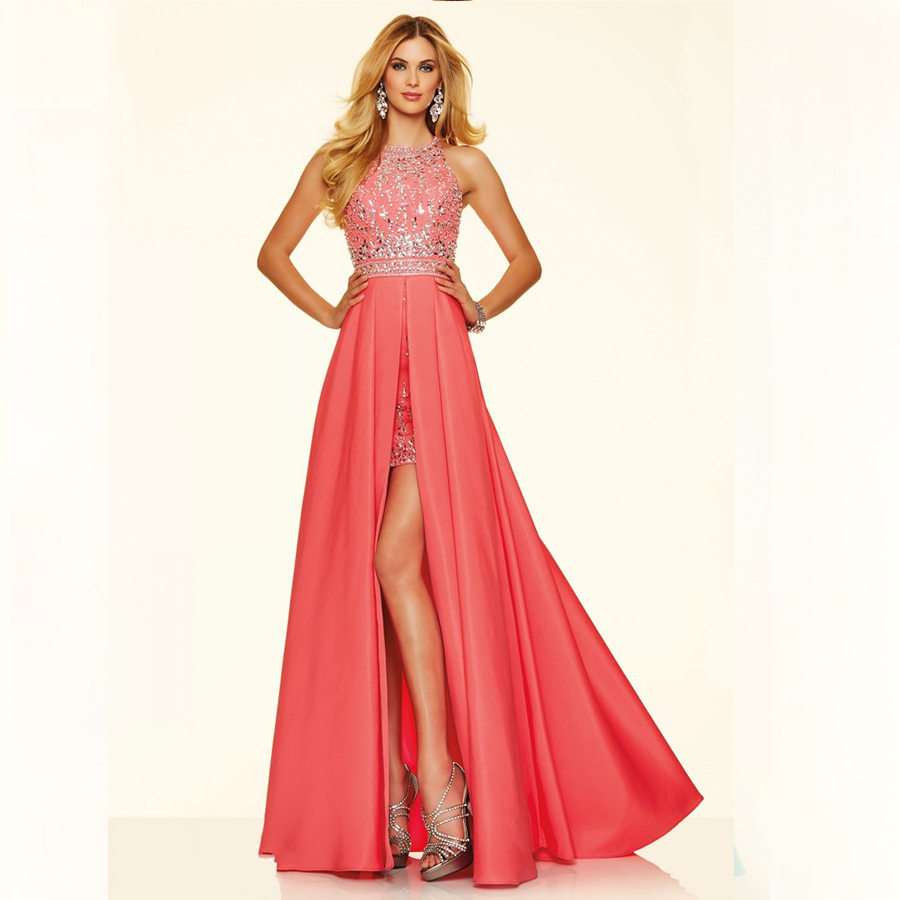 Online Get Cheap Long Coral Prom Dresses -Aliexpress.com | Alibaba ...