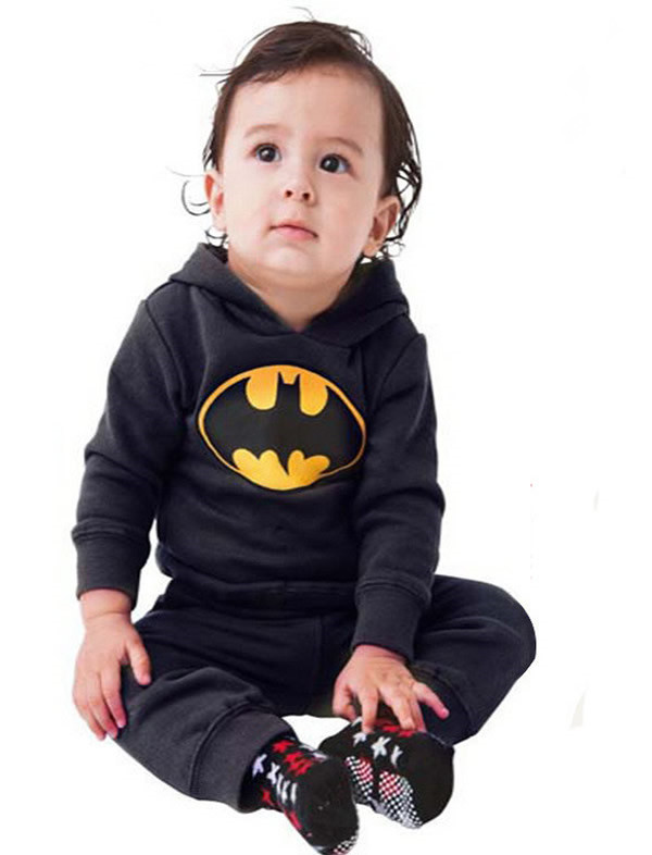 New Boy Baby Clothes Ropa de Bebe Kids Toddlers Children Newborn Infant Long Sleeve Warm Batman Romper Jumpsuit Clothes Outfit newborn baby clothes winter long sleeves with feet baby boy girl clothes babies overalls ropa de bebe infant product baby romper
