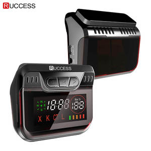 Ruccess S900 Radar Detector for Russia with GPS Car Anti Radars Police Speed Auto