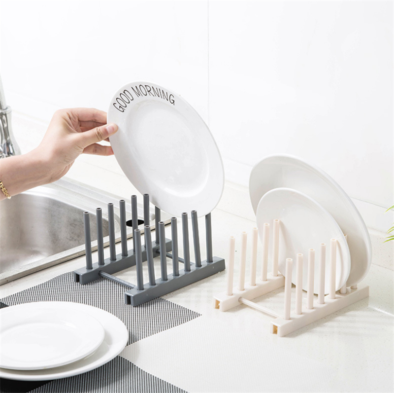 kitchen drying rack rustic hardware detail feedback questions about dish stand holder bowl drainer plate organizer tray tableware storage drip shelf tools
