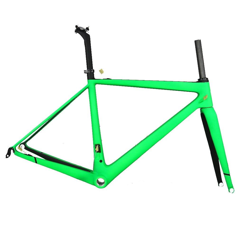 2019 T1000  Frameset SERAPH Full Carbon Fiber Road Bike Framehigh Quality  FM686 Accepts Custom Paint