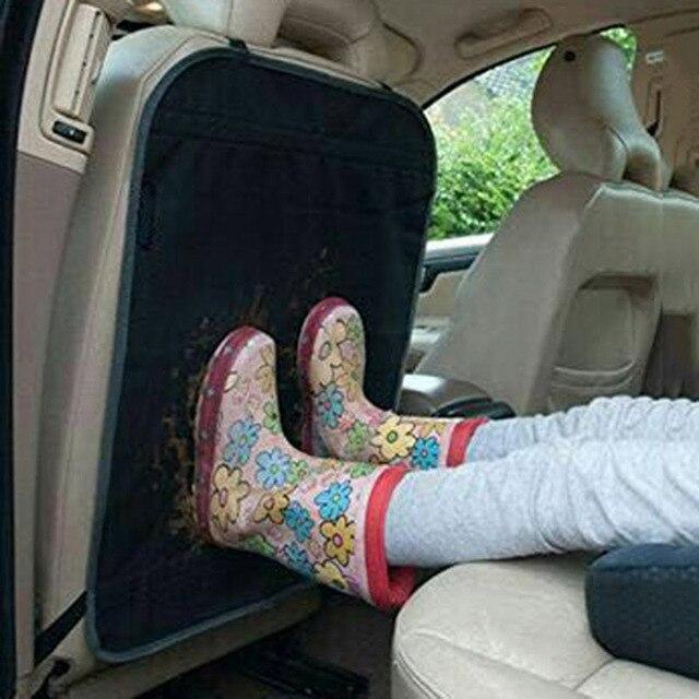 Tampa de Assento do carro de Volta Protetores de Proteção Para As Crianças Proteger Auto Assentos Covers para Filhotes de Cães da Lama Sujeira