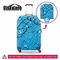 Elegante tampas bagagem do trole bagagem tampas de proteção À Prova D' Água para as mulheres elastic poliéster bolsa de viagem cobertura de bagagem para a menina