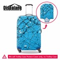 Stylish Waterproof luggage covers trolley luggage protective covers for women elastic polyester travel luggage cover for girl