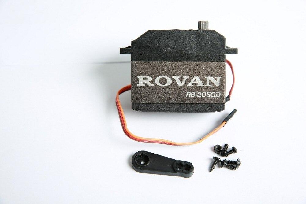 50KG digital metal gear steering gear fit for 1/5 RC CAR hpi baja 5b 5t 45kg metal gear plastic shell digital steering arm for 1 5 hpi baja 5b 5sc 5t rc car parts