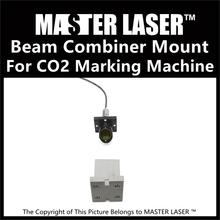 Cheap price Laser Mount to Upgrade Fiber CO2 Laser Marking Machine Visible Laser Beam Combiner Mount Laser Pointer Holder