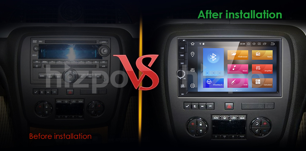 Hizpo Octa Core AutoRadio 2 din Android 8 0 Head Unit For Nissan xtrail  qashqai Multimedia Car NO DVD GPS Tape Recorder 4GB+32GB