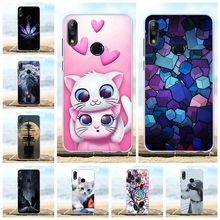 For Asus Zenfone Max Pro M2 ZB631KL Case TPU For Asus Max Pro M2 ZB631KL Cover Geometric Pattern For Asus Max Pro M2 ZB631KL Bag asus a88x pro