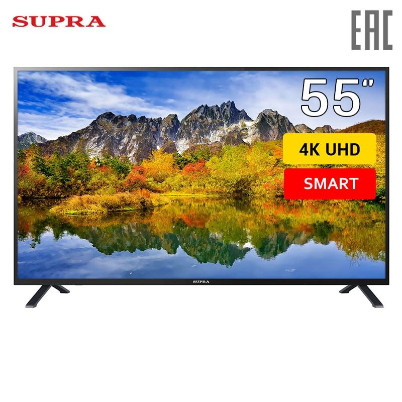 TV 55 SUPRA STV-LC55ST2000U 4K SmartTV 5055inchTV dvb dvb-t dvb-t2 digital