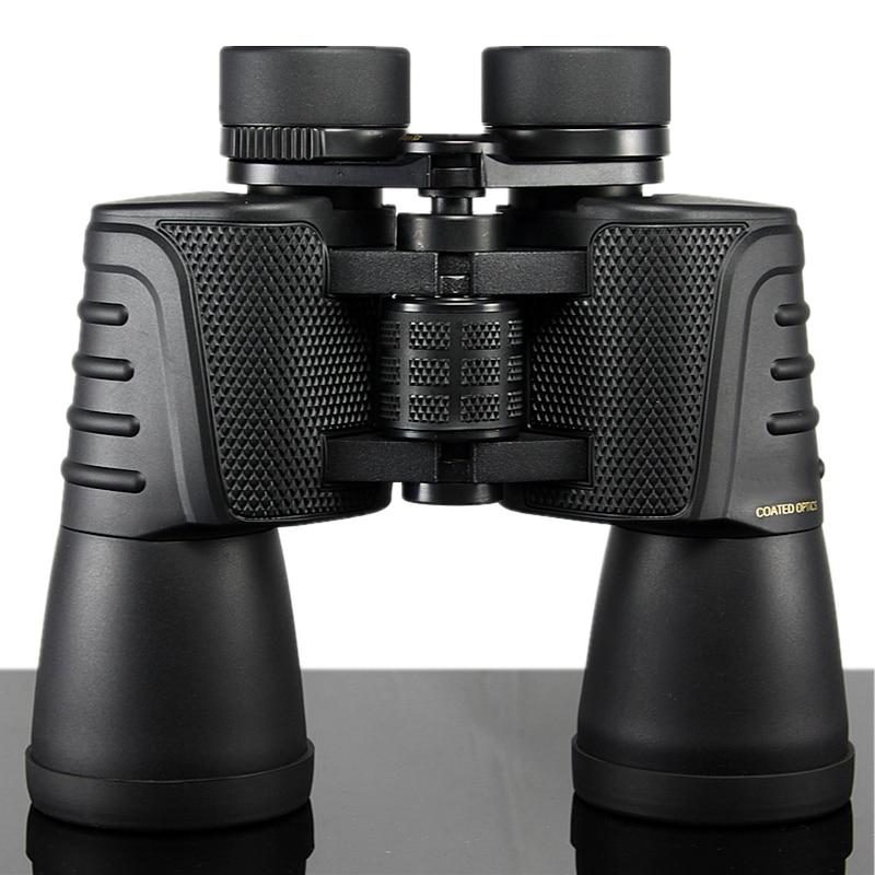 Binoculars 20X50 HD high quality powerful Binocular Telescope lll Night Vision Nikon Zoom for Hunting Traveling Not infrared стоимость
