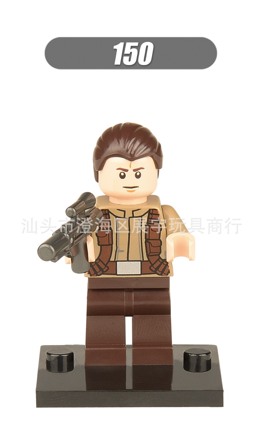 XINH 150 Star Wars 7 Minifigures Single Sale Rebels Man Storm soldiers The Force Awakens Building