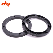 Car Audio Refit Universal Speaker Mounts 4 Inch Pad 6.5 Solid Washer 6 Adapter Bracket Hollow