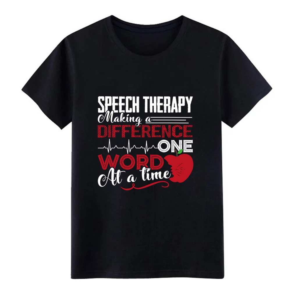Men's Speech Therapy Shirt t shirt designer Short Sleeve S-3xl Standard Crazy Breathable Summer Style Pattern shirt image