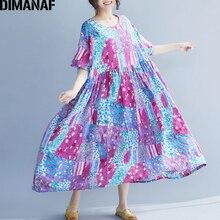 Dress Sundress DIMANAF 5XL