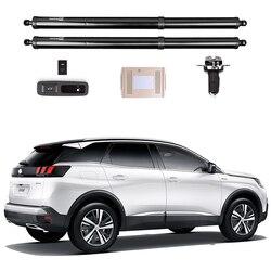 Cho Peugeot 3008 điện cổng sau, chân cảm biến, tự động cổng sau, hành lý sửa đổi, nguồn cung cấp ô tô
