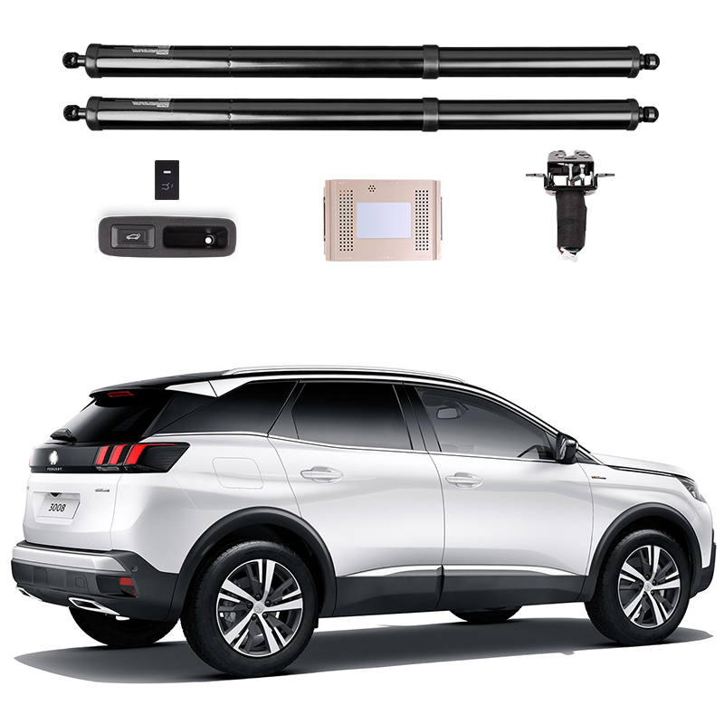 For Peugeot 3008 Electric Tailgate, Leg Sensor, Automatic Tailgate, Luggage Modification, Automotive Supplies