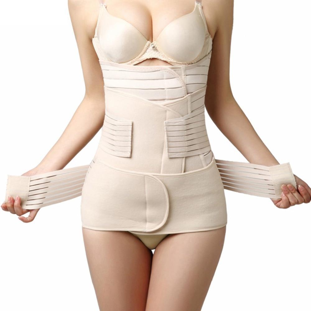 Beliona 3 in 1 Maternity Belly Bands after Pregnancy Waist Belt for Women