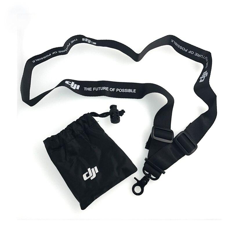 For DJI Mavic Pro Remote Controller Lanyard Shoulder Belt Strap Hang Rope Sling For Phantom 3 4 Mavic Air Mavic 2 Pro Zoom
