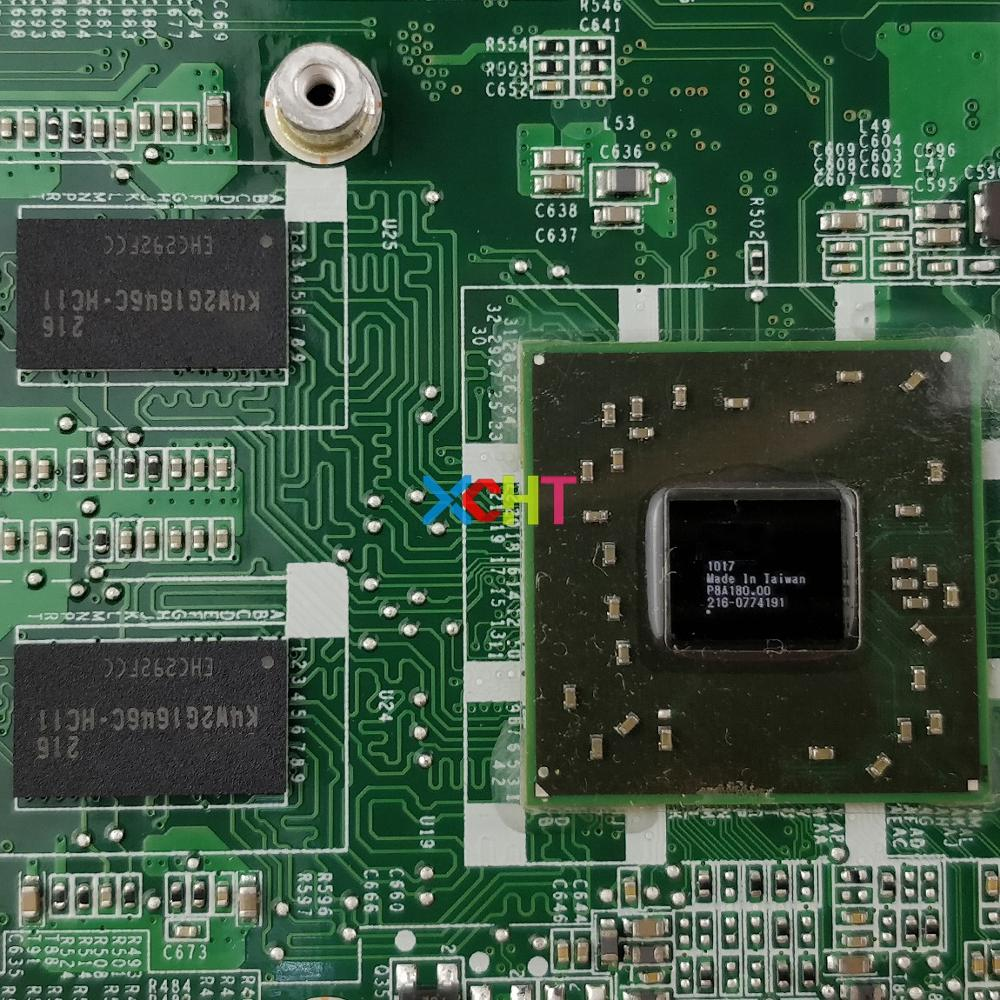 Image 5 - A000081340 DABLEDMB8E0 w E450 CPU w 216 0774191 GPU for Toshiba L750D L750 Notebook PC Laptop Motherboard Mainboard-in Laptop Motherboard from Computer & Office