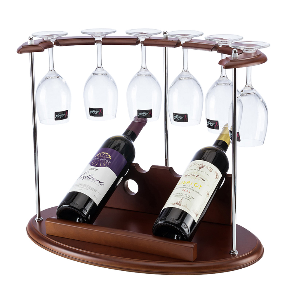 Simple solid wood wine frame wooden red wine rack creative wine frame hanger glass cup rack hanging cup frame wx6291103 foldable cup rack