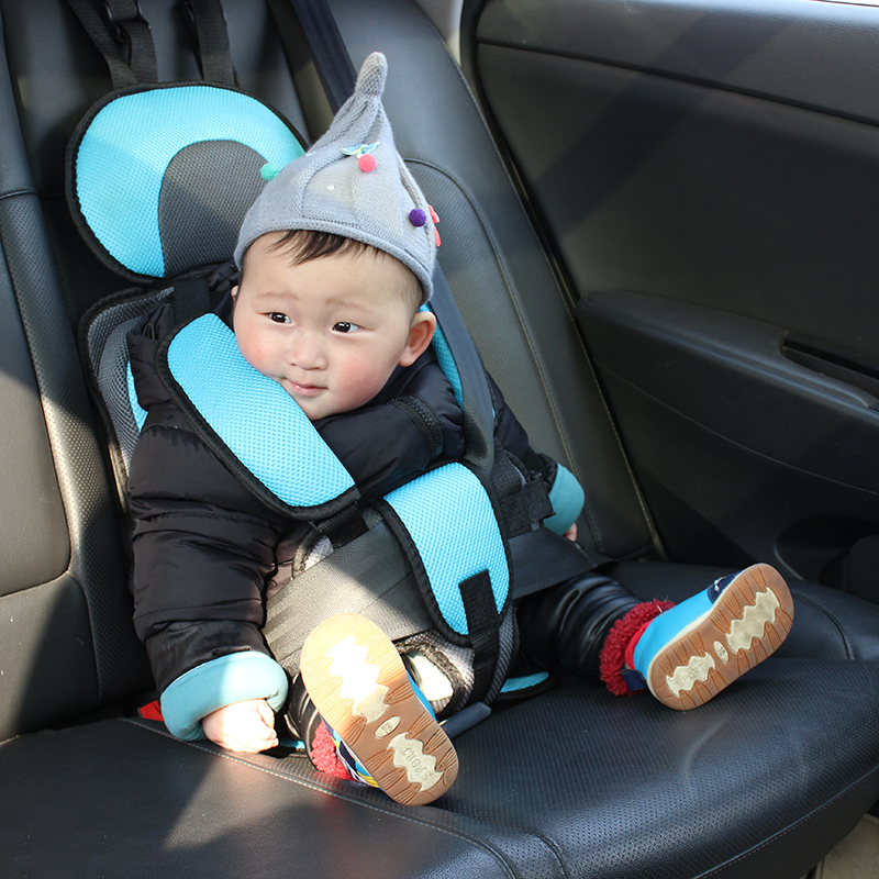 Adjustable Baby Car Seat Safe Chair Seat Mat Portable Baby Chair In Cars For 6 Months-5 Years Old Baby (9)