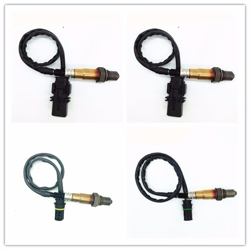 1 set 4 pcs Oxygen O2 02 Sensor for BMW X5 E70 3.0 si Universal Lambda Sensor Auto Replacement Parts Wide Band O2 Oxygen Sensor