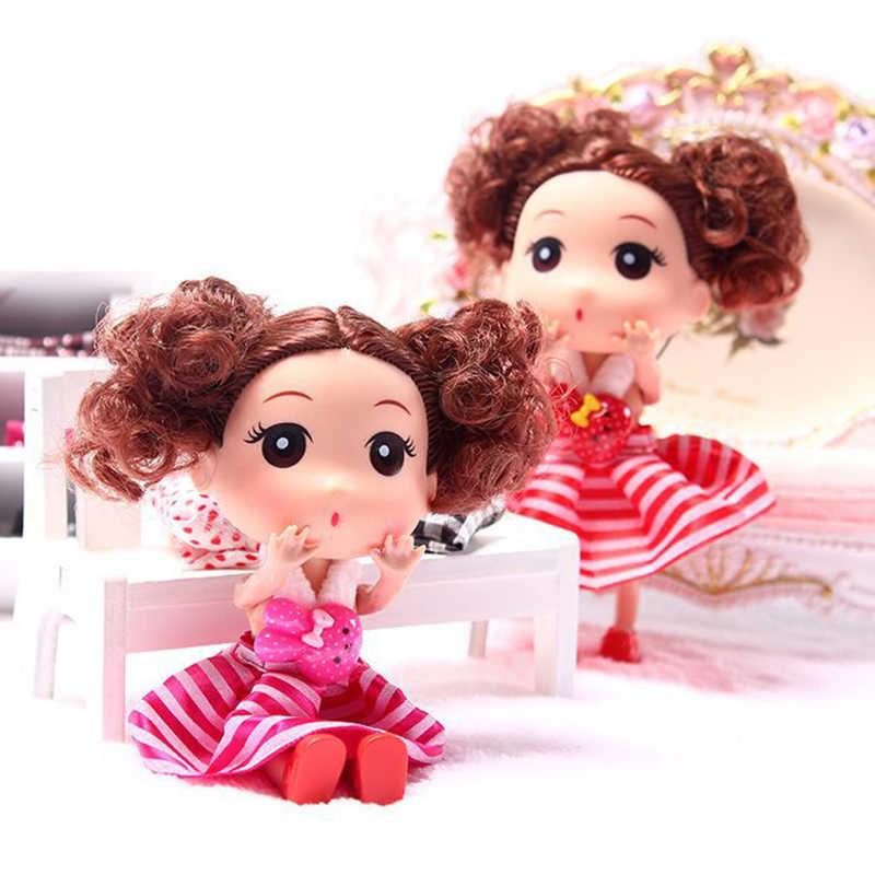 באיכות גבוהה גדול 12CM LOL בובת DIY ללבוש נעלי ילדה פעולה אצבע צעצועי ילדים יום הולדת מתנה עבור בנות יילוד בובת Reborn תינוק