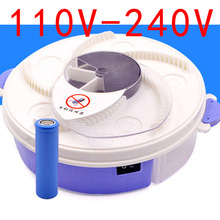 Efficie Electric Fly Trap Device With Trapping Food Pest Control Electric Anti Fly Killer Trap Pest Catcher Bug Insect Repellent economy fruit fly trap killer fly catcher with attractant insect fly trap pest control garden supplies
