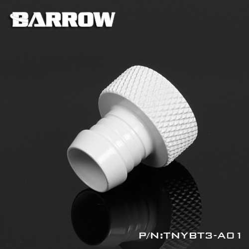Barrow ทองเหลือง G1/4 ภายในด้าย 3/8 ''เจดีย์ประเภทสำหรับอุปกรณ์เสริมคอมพิวเตอร์สำหรับ water cooling TNYBT3-A01