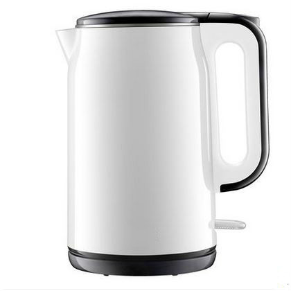 лучшая цена NEW Electric kettle household 304 stainless steel automatic power cut large capacity insulated