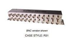 [BELLA] Mini-Circuits ZFSC-24-11-75+ 1-200MHz Twenty-four BNC Power Divider