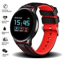 LIGE 2019 New listing Sport Smart Bracelet Heart rate Blood pressure Monitor Watch Men Women Fashion Wristband+Box
