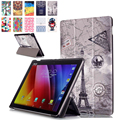 New Luxury Cover For Asus Zenpad 10 Z300CL Z300CG Z300C Z300 Z300CNL 10.1 Tablet Smart Awakening Leather Case High Quality Cases