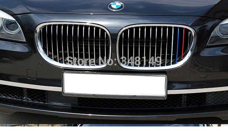 Aliauto Car-styling /// M Sports Stickers Առջևի ցանցով - Ավտոմեքենայի արտաքին պարագաներ - Լուսանկար 2