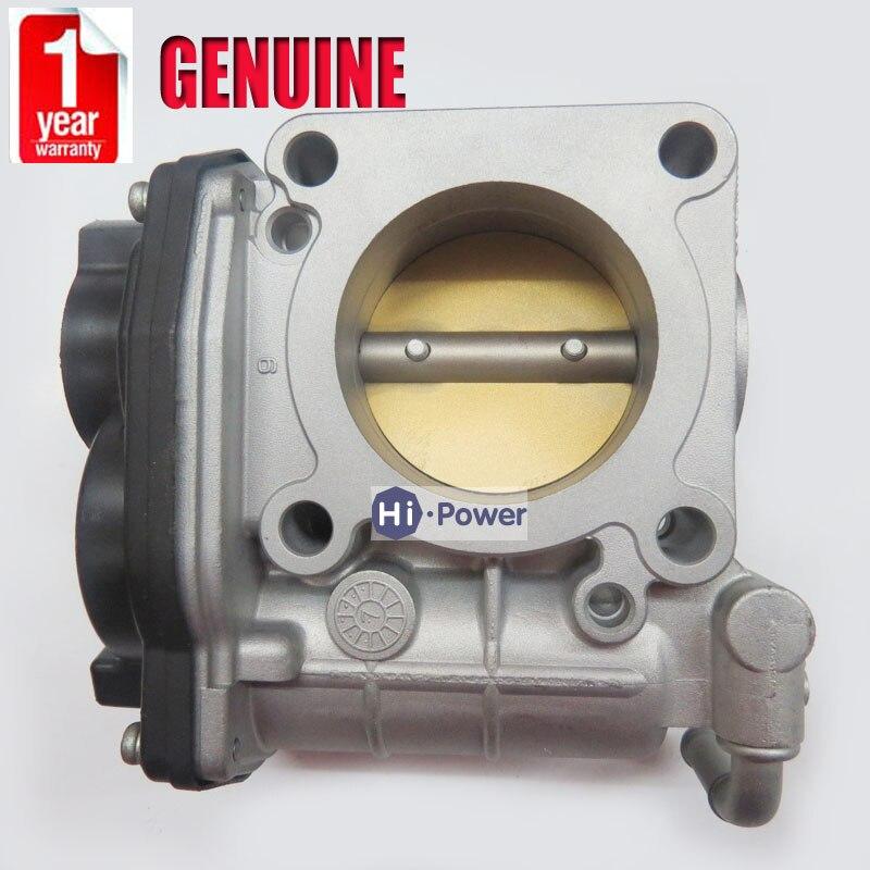 6119-ED00C 16119-ED000 RME50-11 Throttle Body Assy Fits For Nissan Micra K12 Tiida C11 HR16DE