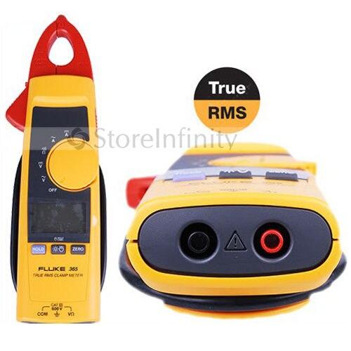 FLUKE 365 F365 Détachable Jaw-rms AC DC Pince Multimètre