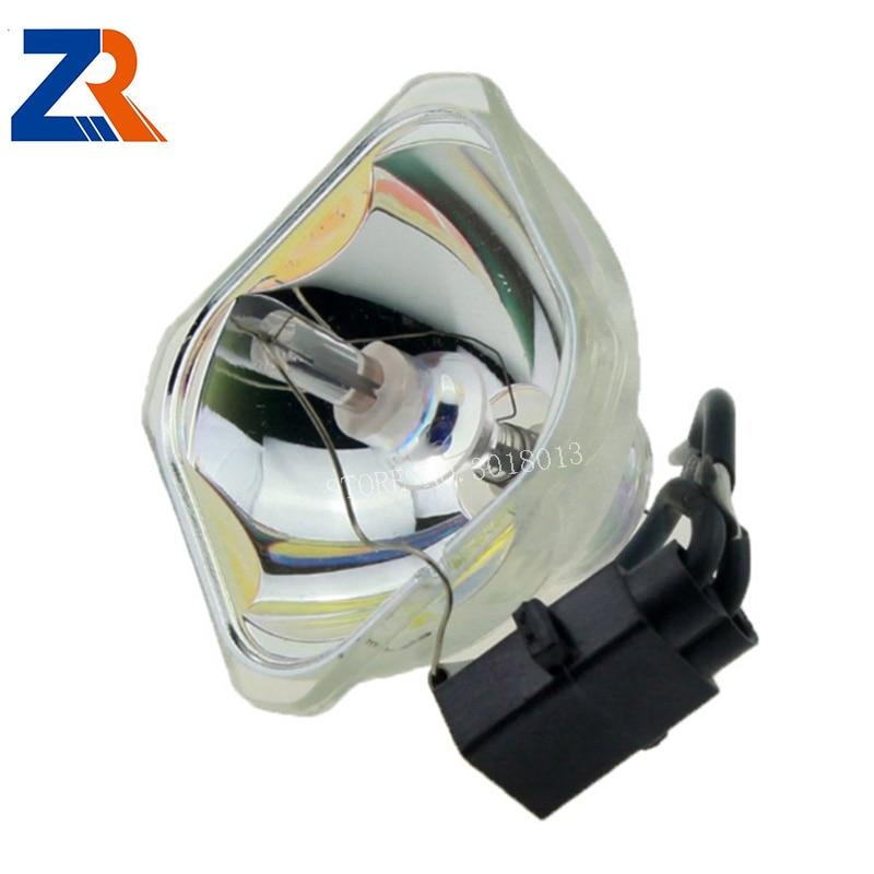 ZR Лидер продаж 100% Новый оригинальный проектор голой лампы модель ELPLP34 для EMP 62C EMP 63 EMP 76c EMP 82C v13h010l34